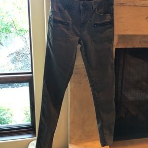 New with tags size 26 utility jeans sanctuary grey